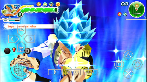 SAIU!!Novo Dragon Ball TENKAICHI TaG Team MOD SUPER GOGETA SSJ BLUE ORIGINAL, BT3 (+PPSSPP)