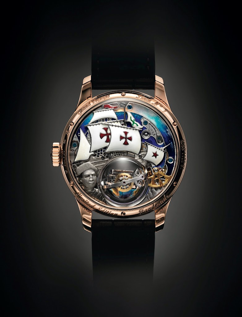 Zenith Academy Christophe Colomb Hurricane Grand Voyage 5