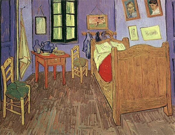 La habitación de Arles