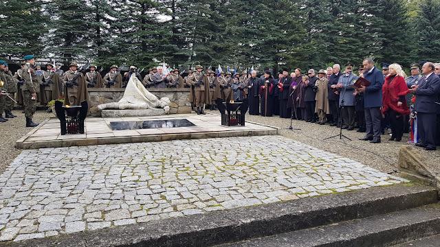 73 Rocznica Bitwy Karpacko - Dukielskiej - 20171005_100739.jpg