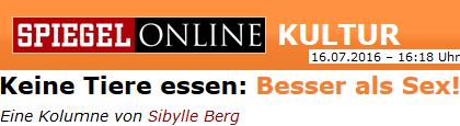 Sybille Berg