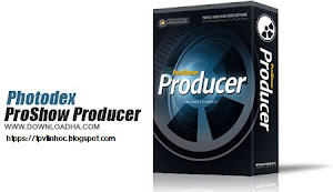 Download phần mềm Photodex ProShow Producer 6.0.3392 Full Crack