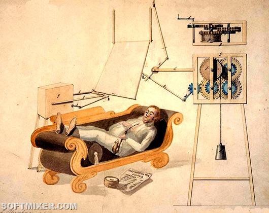 Странные патенты прошлого