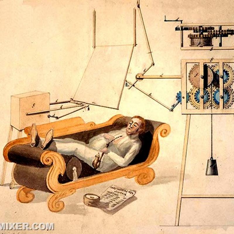 """Странные патенты: """"Нано технологии"""" прошлого"""