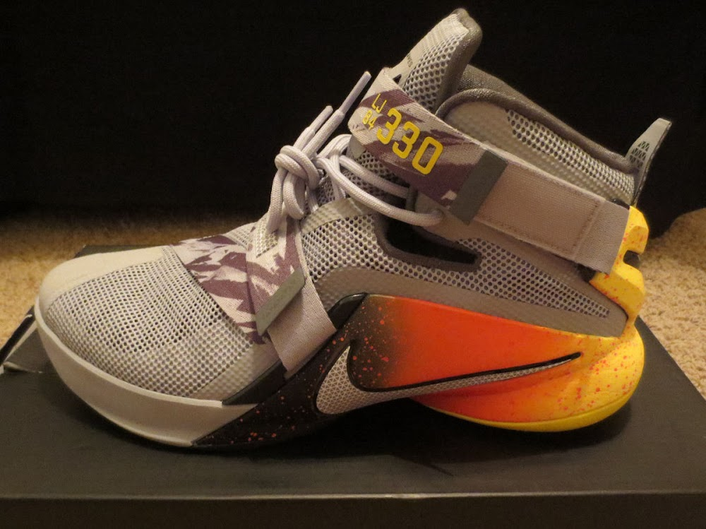 wholesale dealer 6a2dd 079f4 An Additional Look At LeBron Soldier 9 Nike Basketball Academy PE ...