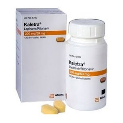 Kaletra, ARV drugs being tested for COVID-19 in Russia