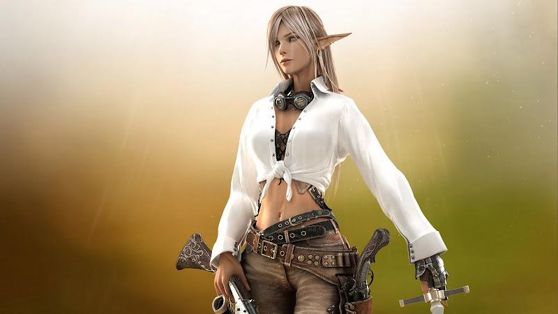 Amazing Hunter, Elven Girls 2