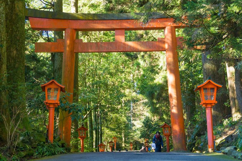 箱根神社 写真2