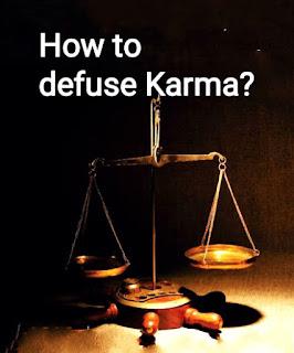 How to defuse Karma?