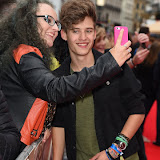 OIC - ENTSIMAGES.COM - Charlie George - Only The Young Band at The Bad Education Movie - world film premiere in London 20th August 2015 Photo Mobis Photos/OIC 0203 174 1069