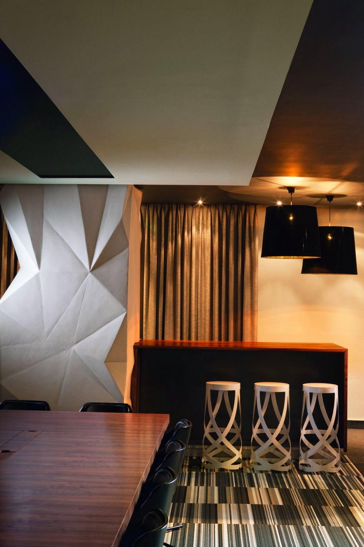 luxury office decoration