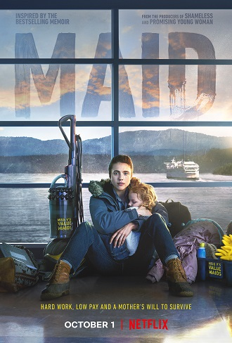 Download Maid S01 in 480p & 720p , Maid Season 1 Hindi Dual Audio 2021 Free Watch Online ,