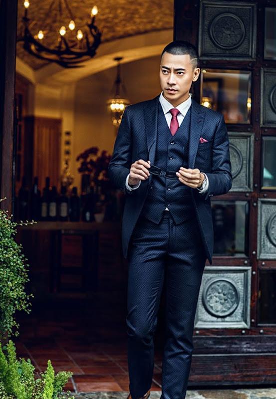 Ruan Shengwen  Actor