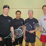 2012 State B Doubles: Finalists - Charlie Humber & Amrit Kanwal; Champions - Nick Iselin & John Palfrey