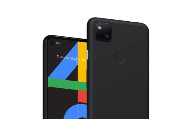 Pixel 4a maroc