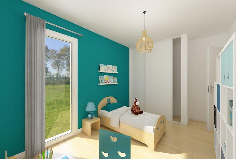 Vente Terrain + Maison - Terrain : 600m² - Maison : 91m² à Saint-Antoine-sur-l'Isle (33660)