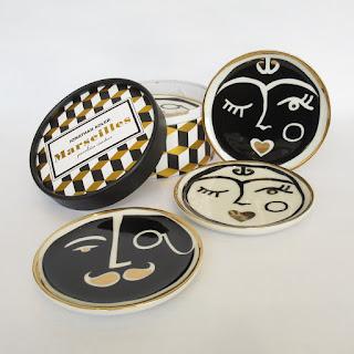 NEW Jonathan Adler Coaster Set