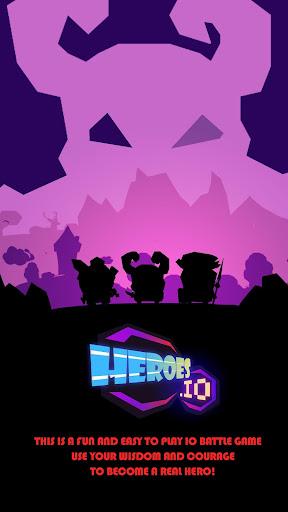 Heroes.io  captures d'écran 1