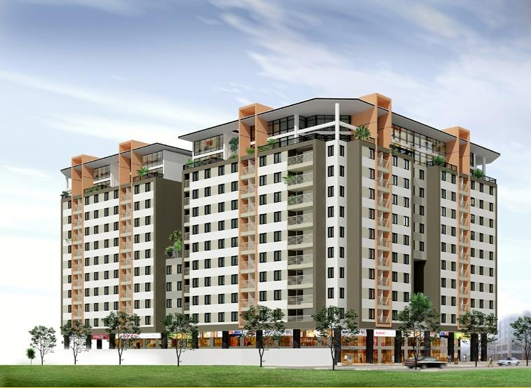 Bán căn hộ Ruby Garden giá 1. 28 tỷ, 2 Phòng ngủ
