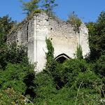 Château de Château-sur-Epte : porte est