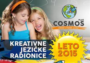 Cosmos Plus - Centar Stranih Jezika