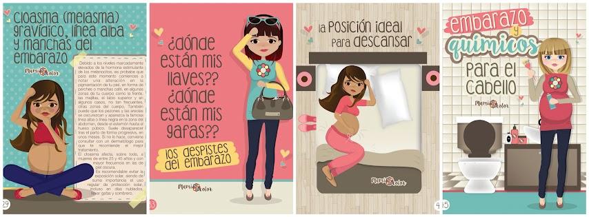 Guía sobre el embarazo online