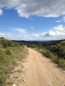 Camino de Santiago, Southern France