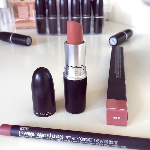 Lipliner Whirl Lipstick Velvet Teddy