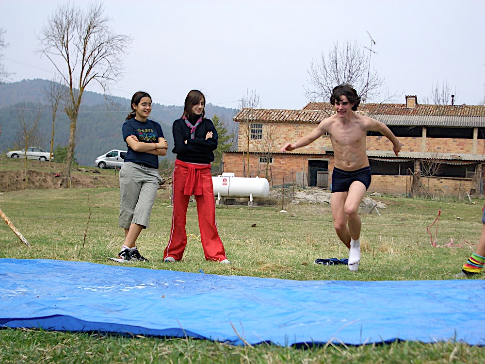 Campaments amb Lola Anglada 2005 - CIMG0237.JPG