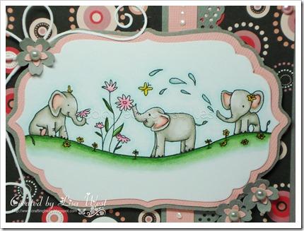 Wavy Elephants (2)