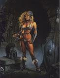 Bad Warlock Woman