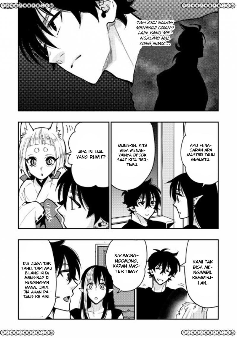 The New Gate Chapter 25