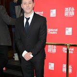 WWW.ENTSIMAGES.COM -   Reece Shearsmith    arriving  at     Great Britain - press night at Theatre Royal Haymarket, London September 26th 2014West End Opening at Theatre Royal Haymarket for Richard Bean's GREAT BRITAIN -  Play about an ambitious tabloid editor in production described as anarchic satire about the press, the police and the political establishment.                                                    Photo Mobis Photos/OIC 0203 174 1069