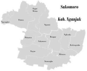 Desa-Desa Kelurahan Sukomoro Nganjuk