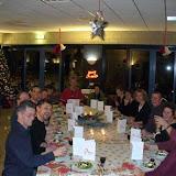 Kerstviering vrijdagavondgroep, 22-12-2006