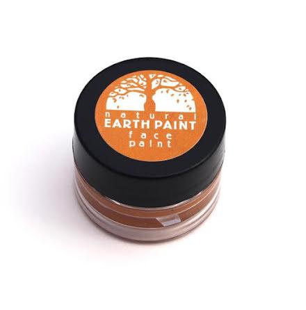Natural Earth Paint, ekologisk ansiktsfärg orange