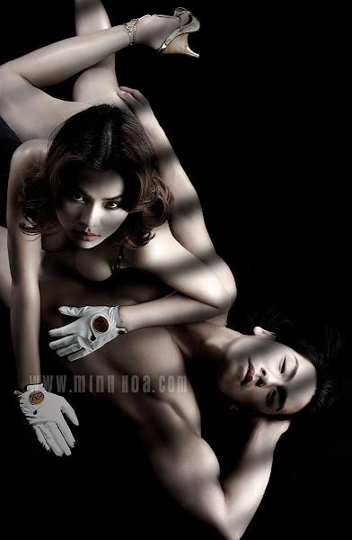 Vũ Thu Phương & Rich Ting