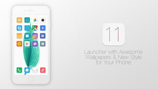 OS11 Launcher and Themes Imagem do Aplicativo