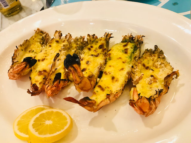 Salt & Crab Seafood Dining in Clark, Pampanga - thermidor