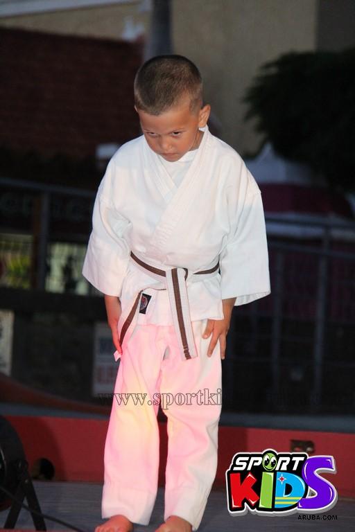 show di nos Reina Infantil di Aruba su carnaval Jaidyleen Tromp den Tang Soo Do - IMG_8553.JPG