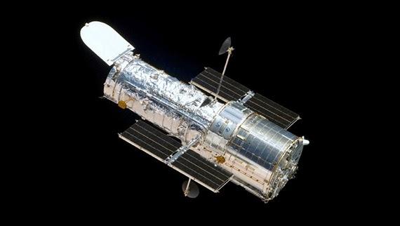 Conferencia sobre el Hubble en el Planetario de Madrid