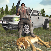 Ultimate 4x4 Lion Hunting Sim