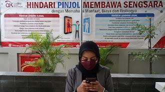 Catat! Penawaran Pinjol Lewat SMS dan WA Adalah Legal