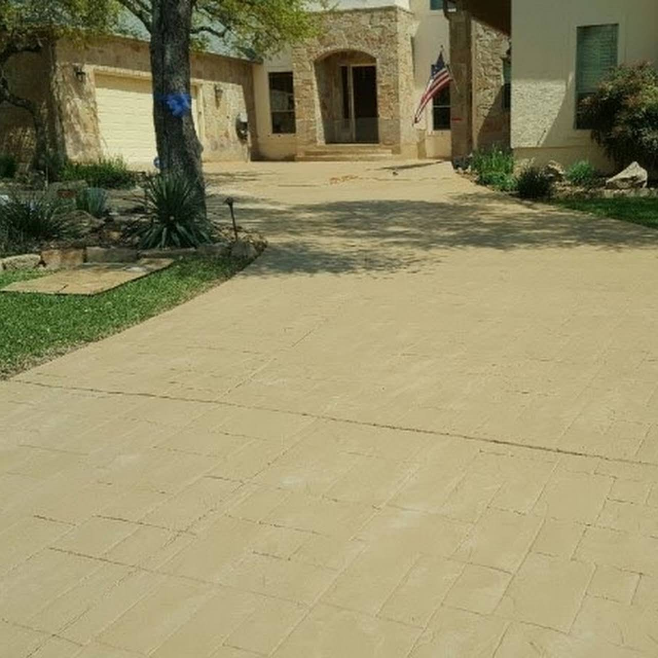 Decorative Concrete Design and Repairs - Epoxy Specialist, Stained ...