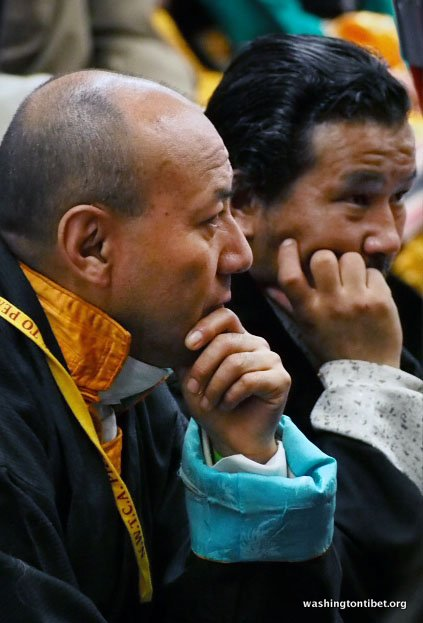 Tibetan Audience with HH Dalai Lama/HH Sakya Trizins Teaching in Portland, OR. - 59-cc%2BP5120011%2BB72.JPG