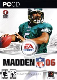 Madden NFL 06 - Review-Cheats By Michael Richter