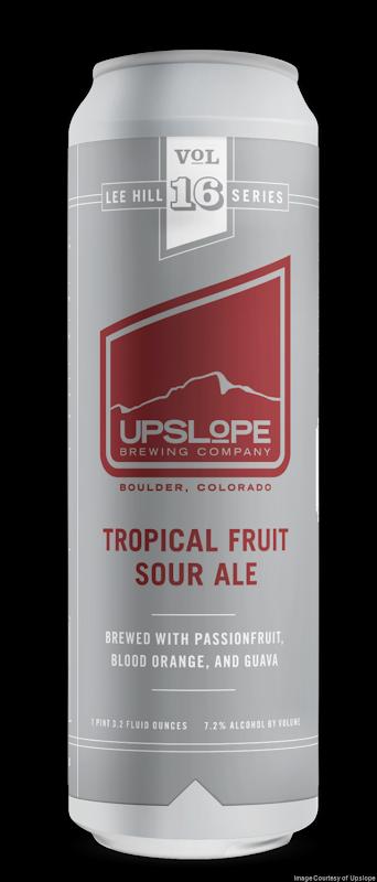 Upslope Reveals Lee Hill Vol 16 - Tropical Fruit Sour Ale