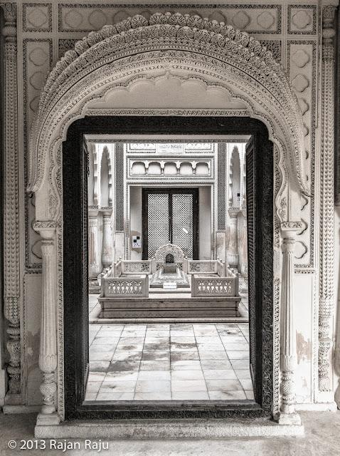 Paigah Tomb