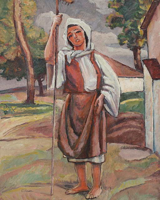 Camil Ressu - Țărăncuță