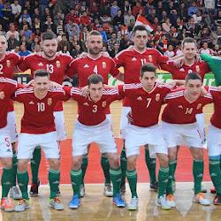 Magyarország - Olaszország futsal 2016.03.22.